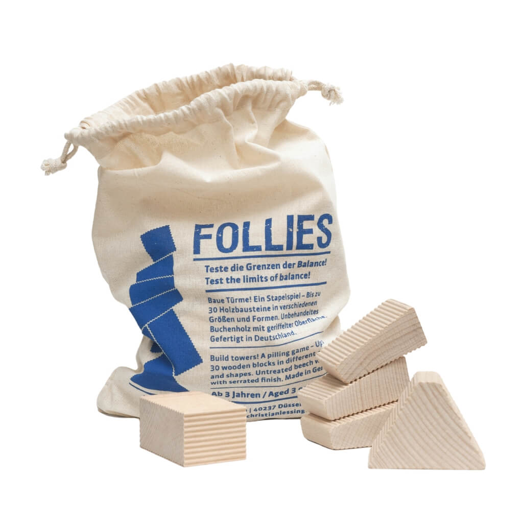 Lessing Follies in a Bag