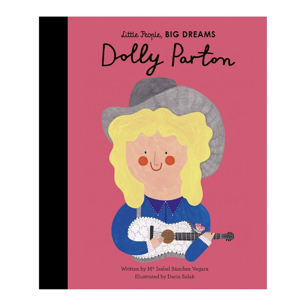 Little People, BIG DREAMS: Dolly Parton book cover