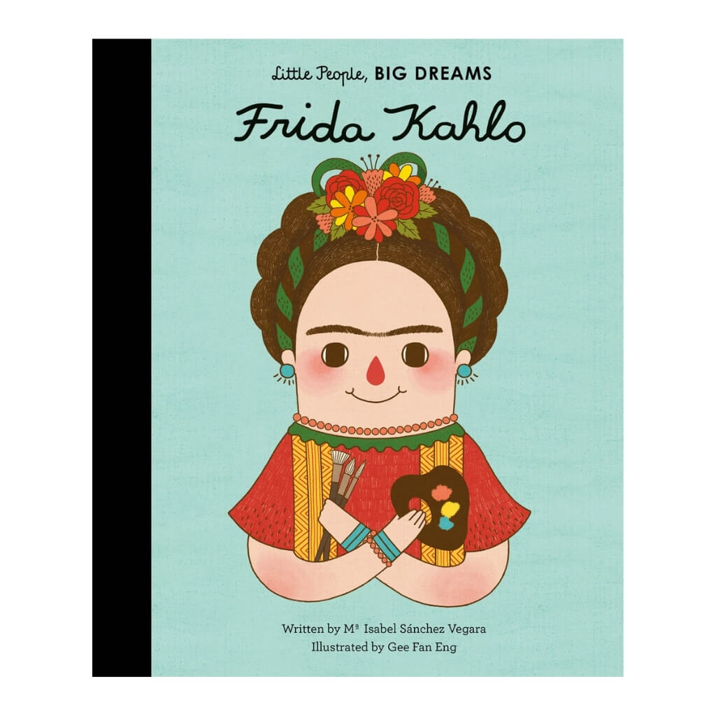 Little People, BIG DREAMS: Frida Kahlo book cover
