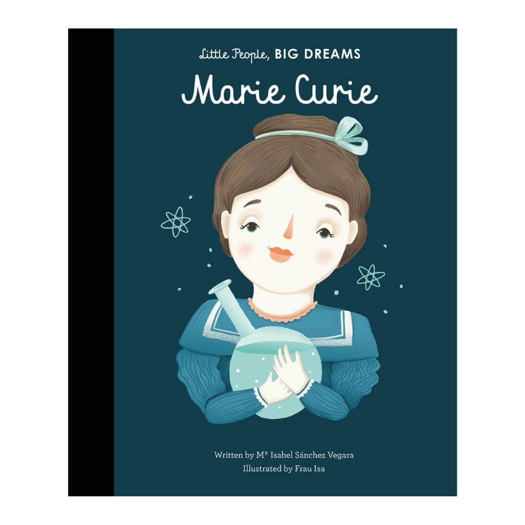 Little People, BIG DREAMS: Marie Curie book cover