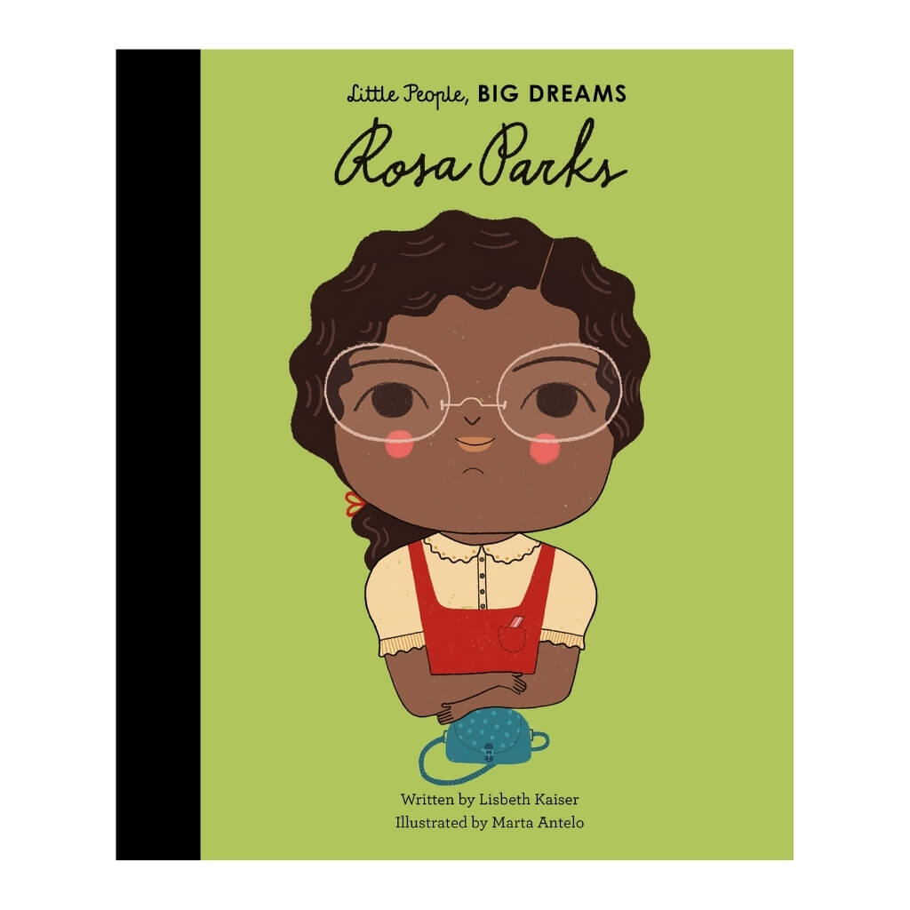 Little People, BIG DREAMS: Rosa Parks book cover