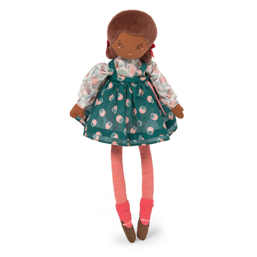 Moulin Roty Les Parisiennes Mademoiselle Cerise Doll
