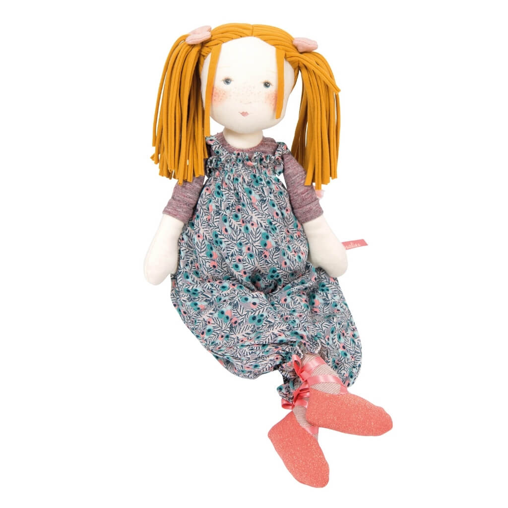Moulin Roty Les Rosalies Violette Rag Doll