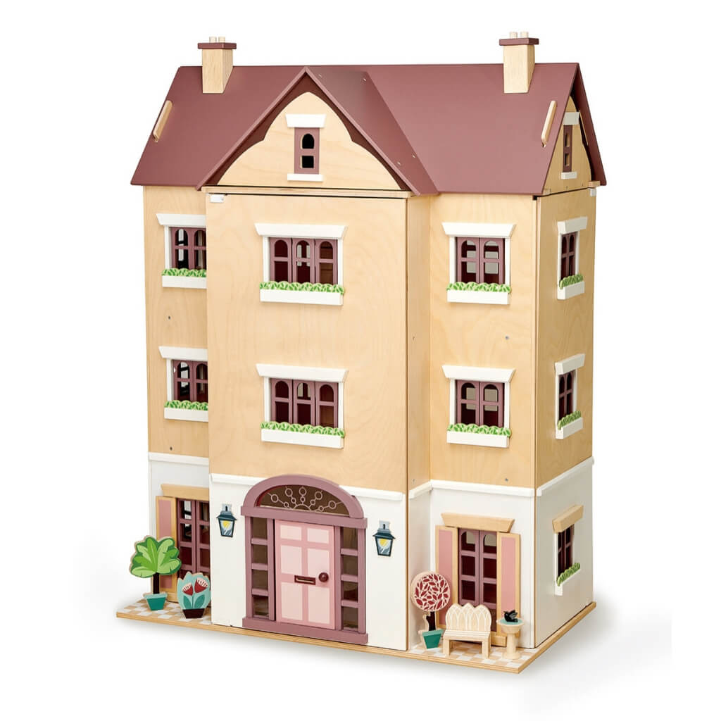 Tender Leaf Toys Fantail Hall Dolls House