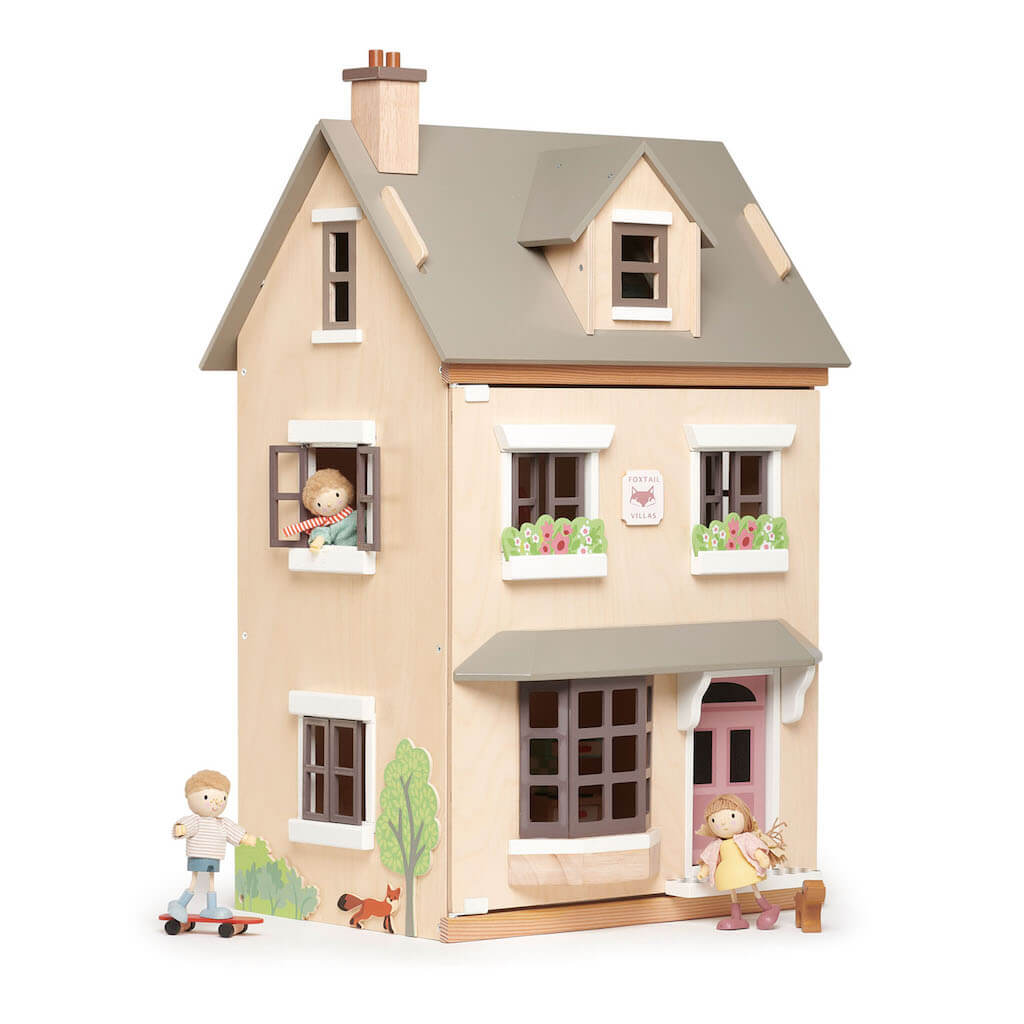 Tender Leaf Toys Foxtail Villa Dolls House
