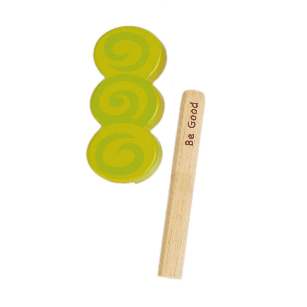 Tender Leaf Toys swirl ice lolly