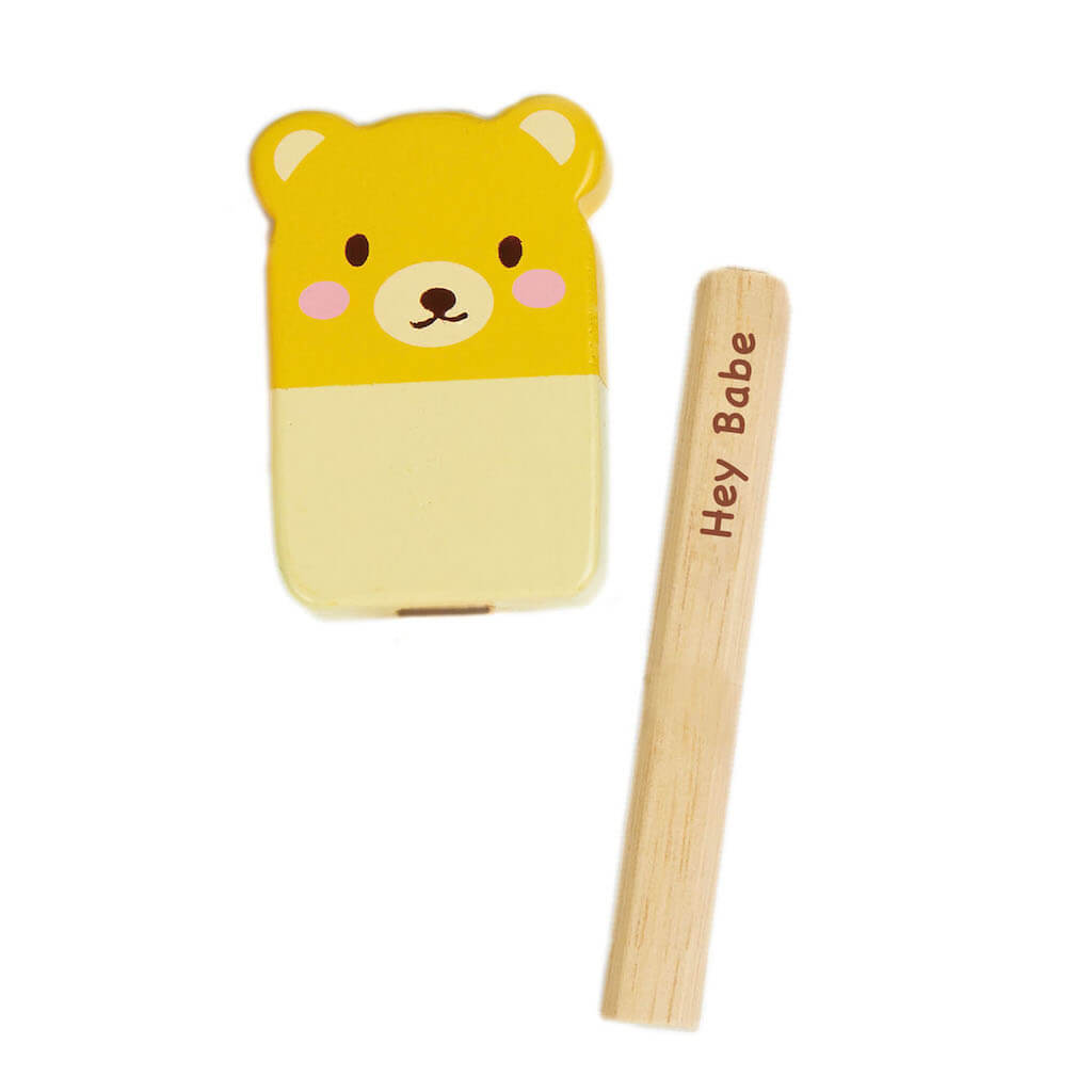 Tender Leaf Toys bear ice lolly