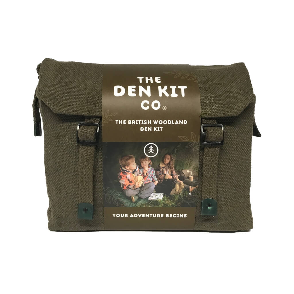 The Den Kit Co The British Woodland Den Kit