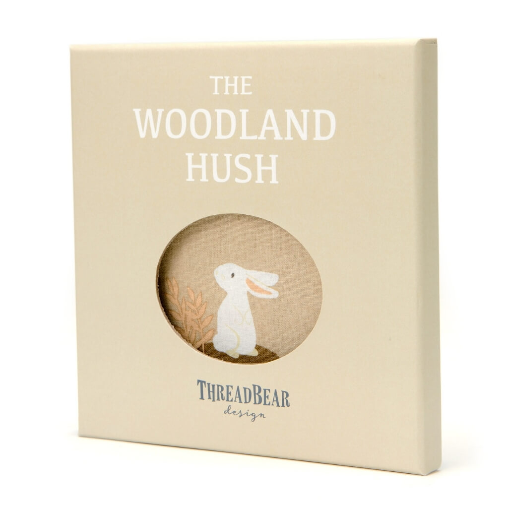 ThreadBear Design The Woodland Hush Rag Book