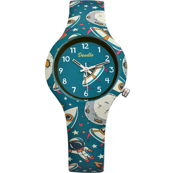Kinderuhr Doodle Space Walk - DO32002