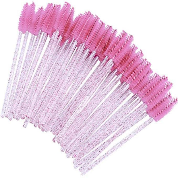 MASCARA BRUSHES-GLITTER