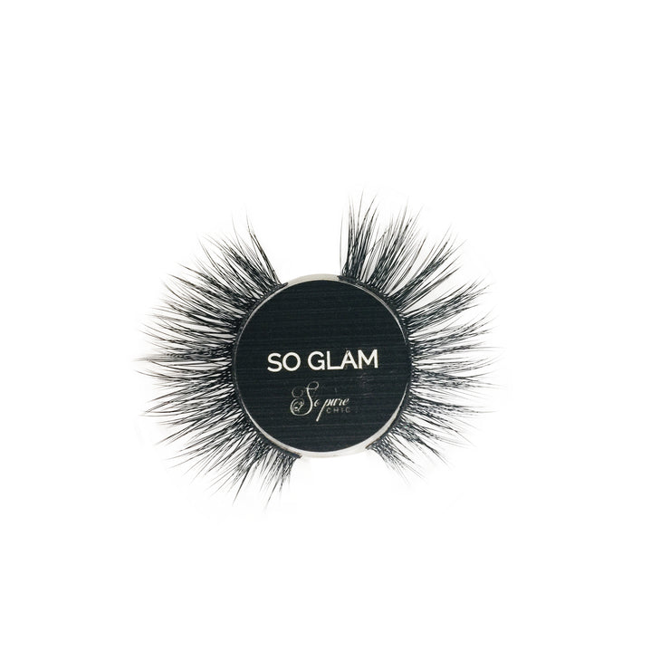 SO GLAM EYELASHES