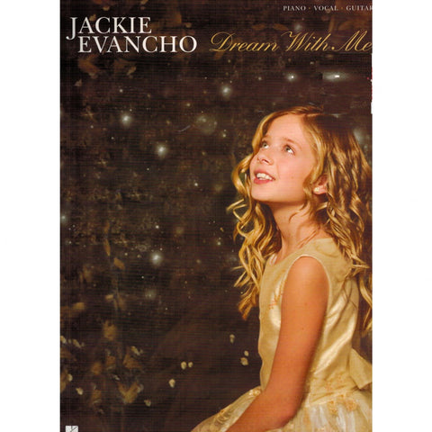 JACKIE EVANCHO – DREAM WITH ME