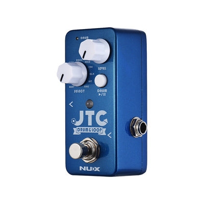 NUX Mini Pedal Drumloop JTC