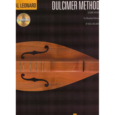 Hal Leonard Dulcimer Method Second Edition