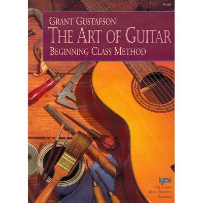 The Art of Guitar Beginning Class Method (Student Book)