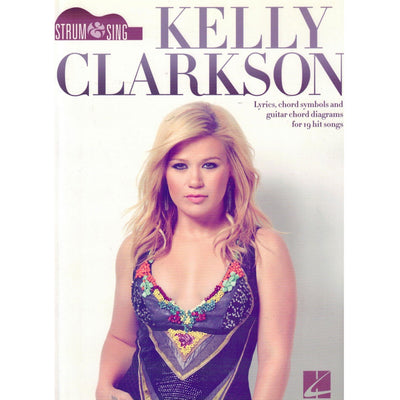 STRUM & SING KELLY CLARKSON