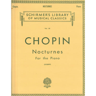 Nocturnes for the Piano by Chopin