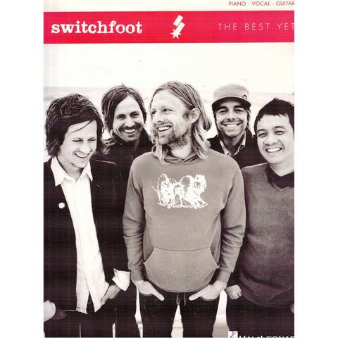 SWITCHFOOT – THE BEST YET