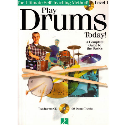 Play Drums Today! Level 1