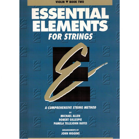 Essential Elements for Strings Violin Book 2 (Original Series)
