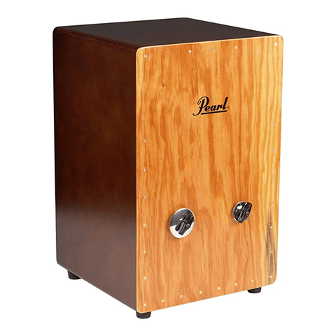 Pearl PBC507JC Primero Jingle Box Cajon – Gypsy Brown