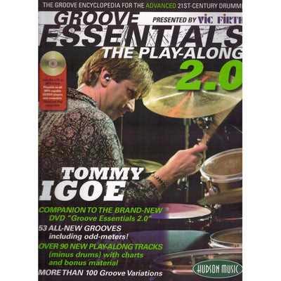 Groove Essentials The Play-Along 2.0