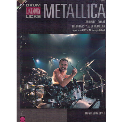 Metallica: Drum Legendary Licks