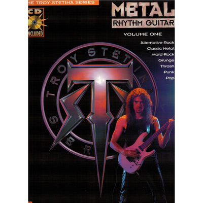 METAL RHYTHM GUITAR VOL. 1