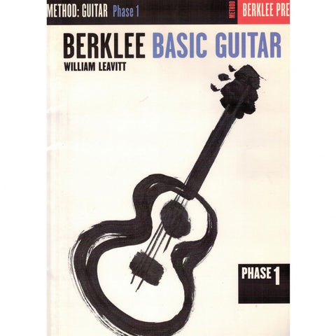 Berklee Basic Guitar Phase 1