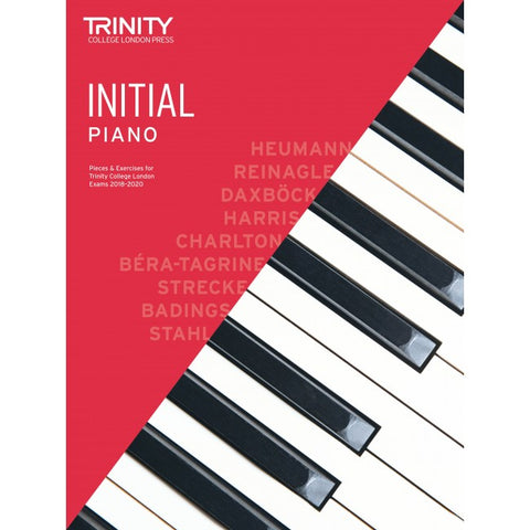 Trinity: Initial Piano Pieces & Exercises