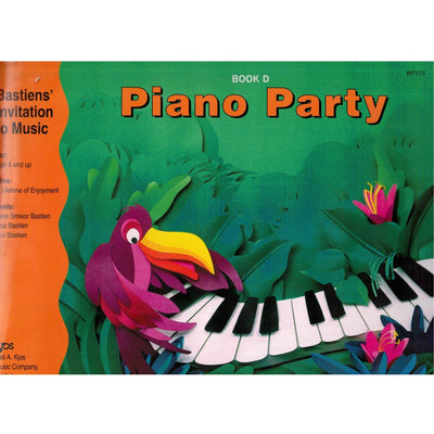 Piano Party Book D