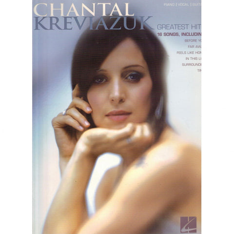CHANTAL KREVIAZUK – GREATEST HITS