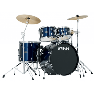 Tama Stagestar SG50H6C DB Jazz Drum Kit (Cymbals not included)