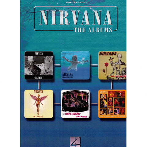 NIRVANA – THE ALBUMS