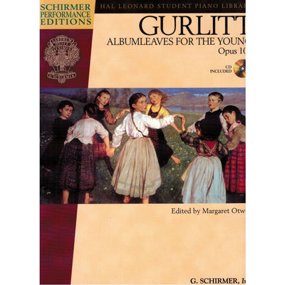 Albumleaves for the Young, Opus 101 by Gurlitt