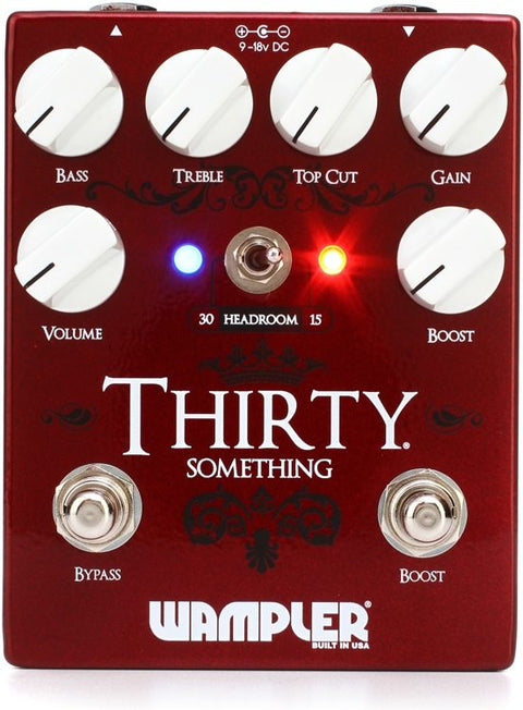 Wampler Overdrive Thirty Something