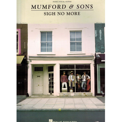 MUMFORD & SONS – SIGH NO MORE