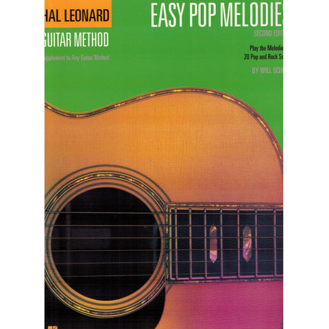 Easy Pop Melodies 2nd Edition