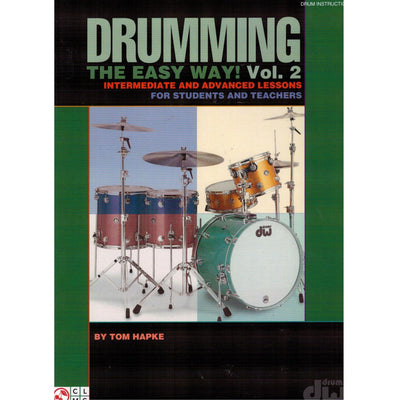 DRUMMING THE EASY WAY! VOLUME 2