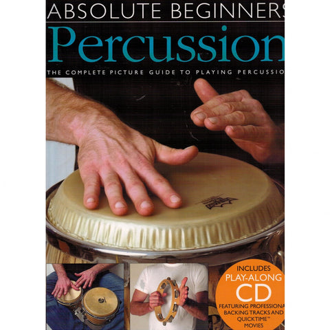 Absolute Beginners: Percussion