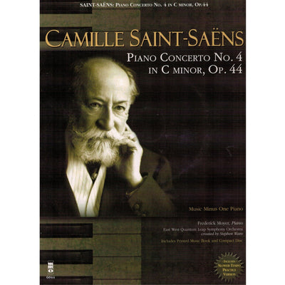 Camille Saint-Saens Piano Concerto No. 4 in C Minor, Op. 44