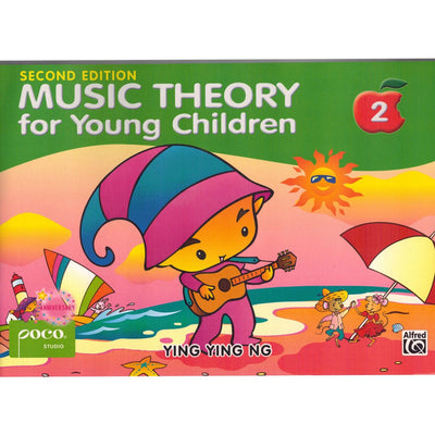 Music Theory for Young Children Book 2 (2nd Edition)
