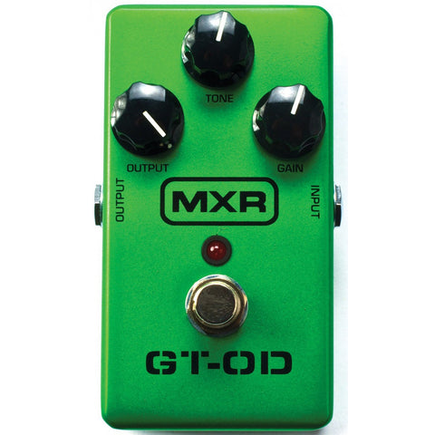 MXR GT-Overdrive Guitar Effects