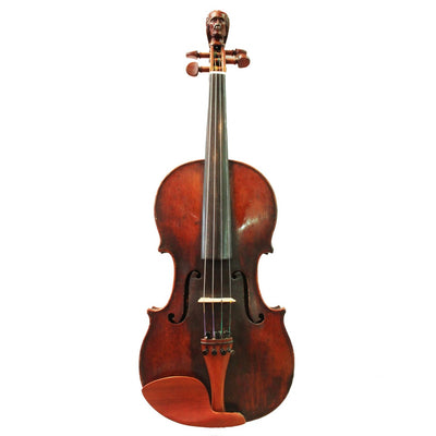 Hussoun and C. Buthod 1800s Antique Violin
