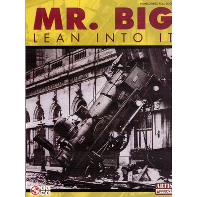 MR. BIG – LEAN INTO IT (TRANSCRIBED FULL SCORES)