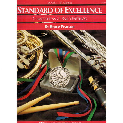 Standard of Excellence (SOE) Bk 1, Clarinet