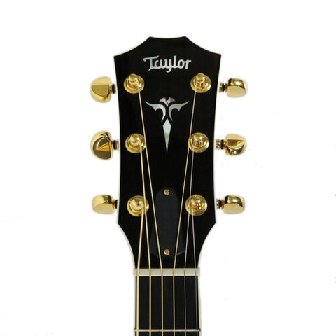 2001 Taylor 614CE Acoustic-Electric Guitar Tobacco Sunburst