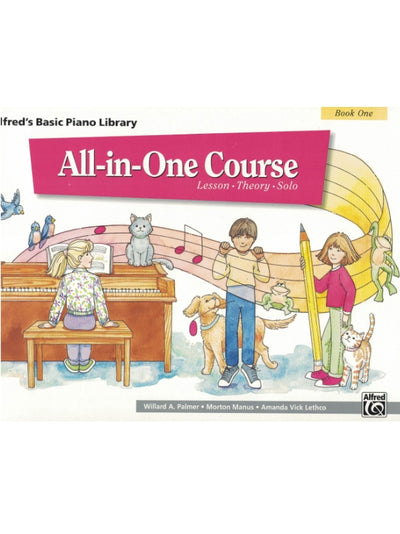 All In One Course | Book 1