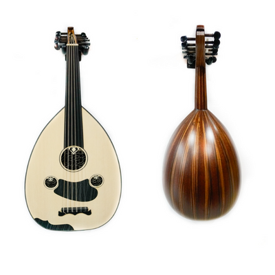 Turkish Oud Mahogany Wallnut - MH300